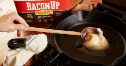 A NEW twist on a tasty tradition! Bacon Grease now available in bulk!